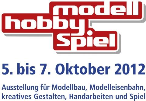 modell-hobby-spiel 2012 in Leipzig