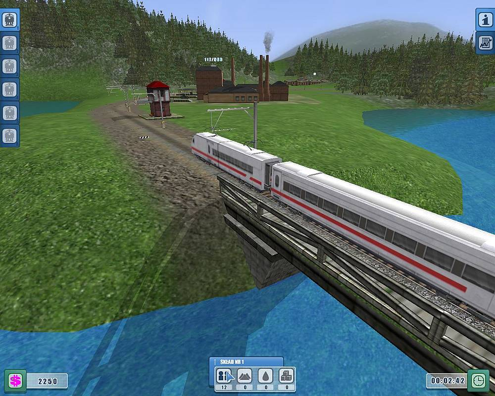 modelleisenbahn 2008 simulation