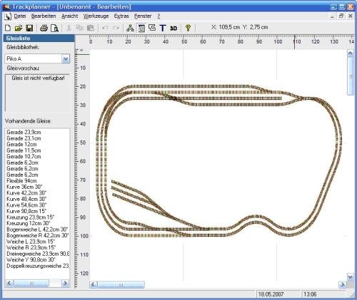 gleisplan software